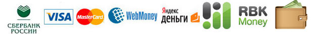 www.territorysport.ru - Мы принимаем к оплате СБЕРБАНК, VISA, MASTERCARD, RBK Money, Yandex Money, Web Money